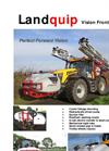 Landquip - Front Tanks Brochure
