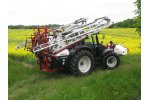 Landquip - Cropmaster Mounted Sprayer