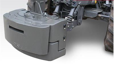 Lynx - Front Mounted Master Weight System