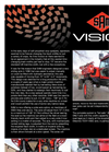 Horizon - Extra Wide Axle Self Propelled Crop Sprayers Brochure