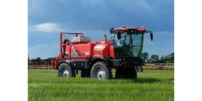 High ClearanceSelf Propelled Sprayers