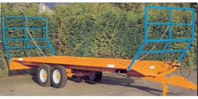 Rolland - Flat-Bed Forage Trailer