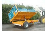 Rolland - Three-Way Tipping Drop-Side Trailer