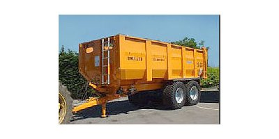Rolland - Turbo VRAC Grain Trailer