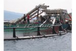 AquaMaof - Screw Elevator and Fish Grading Machine on Raft