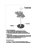 Tree Mats - Model TM - Biodegradable Coconut Fiber Tree Mats Brochure