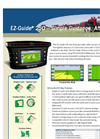 AgGPS EZ-Guide - 250 - Entry-Level Guidance System Brochure
