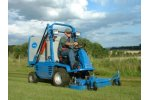 BCS Matra  - Model 103/205 - Mowing Tractors