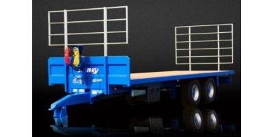 Stewart - Model GX 15 FT - Flat Trailer
