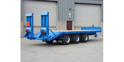 Stewart - Model GX 22 LL - Low Loader Trailer