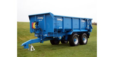 Stewart - Model GX 15 CM - Dumper Trailer