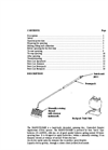 Micron - Model Herbidome 350 - Shielded Sprayer for Weed Control - Manual