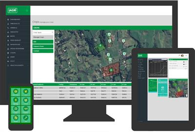 iAgri - Farm Mapping Management Software