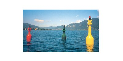 Floatex - Model PE 800 - Light buoys