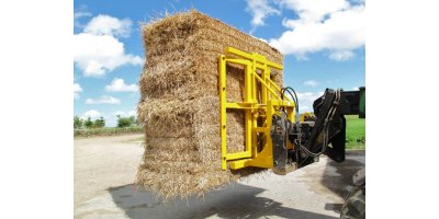 Square Bale Stacker