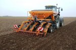 Model Pro-Til 3 - Sub Surface Strip Tillage Drill Cultivator