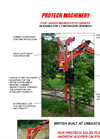 Model P220+ - Digger Mounted Post Drivers Brochure