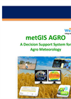 metGIS AGRO A Decision Support System for Agro Meteorology