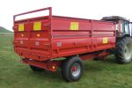 6 Tonne Dropside Trailer