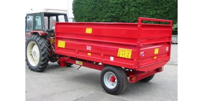 4 Tonne Dropside Trailer