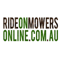 Ride On Mowers Online
