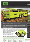 HM Trailers - Cattle Trailers Brochure