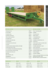 HM Trailers - Low Loader Trailers Brochure