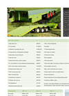 HM Trailers - Hydraulic Beavertail Trailers Brochure