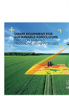 Smart Equipment for Sustainable Agriculture Brochure
