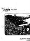 Model 5000 - Blade Plow Manual