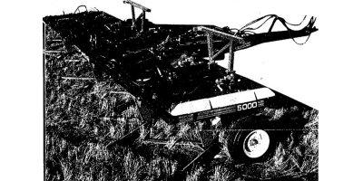 Model 5000 - Blade Plow