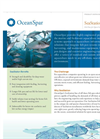 SeaStation - Fish Pens for Open Ocean Aquaculture Datasheet