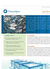 AquaSpar - Fish Pens for Marine and Freshwater Aquaculture Datasheet