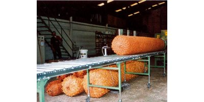 Model VFA / BFA - Coir Fibre Logs
