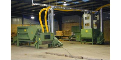 Model Type FMS  - Fibre Blending Systems