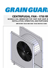Low Speed Centrifugal Fan - Brochure