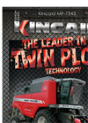 Kincaid - Model MF-7345 - Twin-Plot Combines Brochure