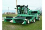 Model SP-160 - Custom Self-Propelled Four Bed Harvesters