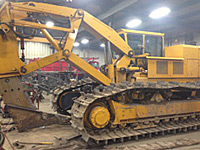 Construction Equipment Repair & Rebuilding Services