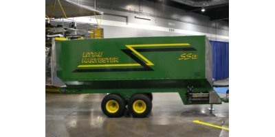 Littau - Model SS8 - Mulch/Sawdust Spreader