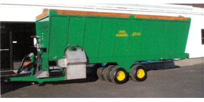 Model SS20 - Mulch/Sawdust Spreader