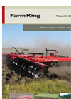 Offset Disc Tillage- Brochure