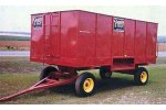 Model #1002 - 14` Drying Wagon / Trailer