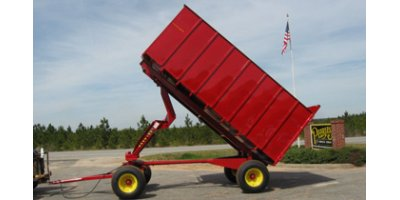 Model 14 - Hydraulic Hauling Wagon / Trailer