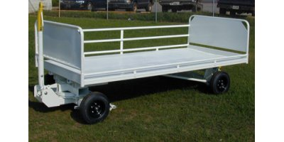Model 10 - Open Top Baggage Cart