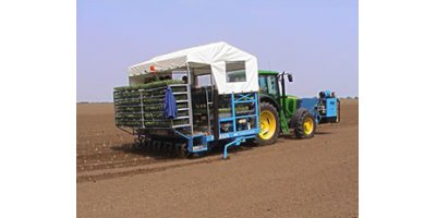 Pearson - Fountain Automatic Transplanter