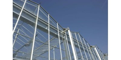 Slimline Greenhouse Gable System