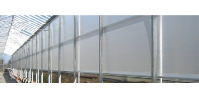 ALWECO - Exterior Twinroll Greenhouse Screen