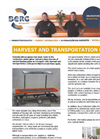 Harvest and Transportation Carts Brochure