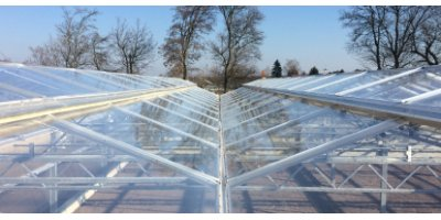Venlo - Model F-Clean - Poly Roof Systems